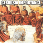 The importance of the Gerousia in Ancient Sparta