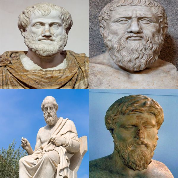 Quiz Can you match the quote with the famous Greek Philosopher