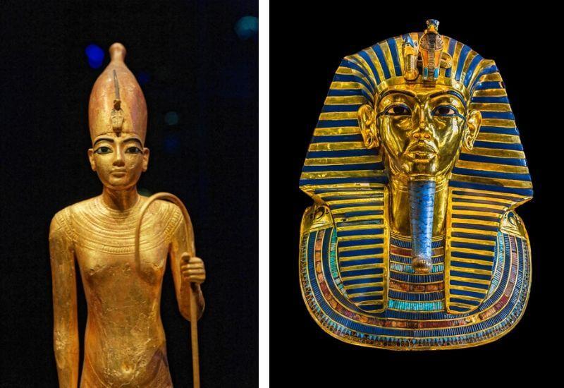 Tutankhamun - ancient egypt quiz