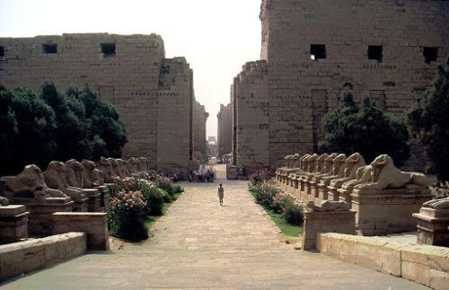 karnak entrance ancient egypt quiz