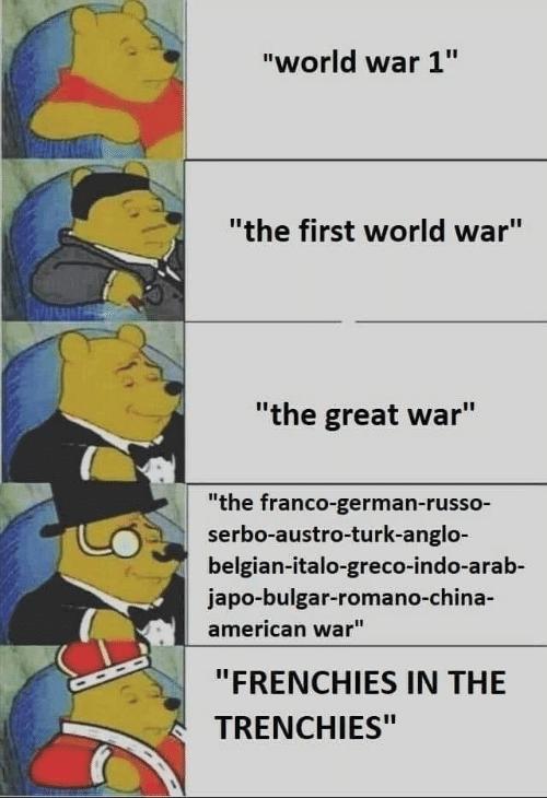 WWI memes compilation