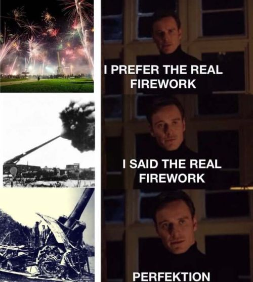 WWI memes rolls royce produces weapons