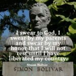 40 great Simon Bolivar quotes you need to know