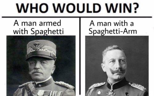 WWI memes kaiser wilhelm