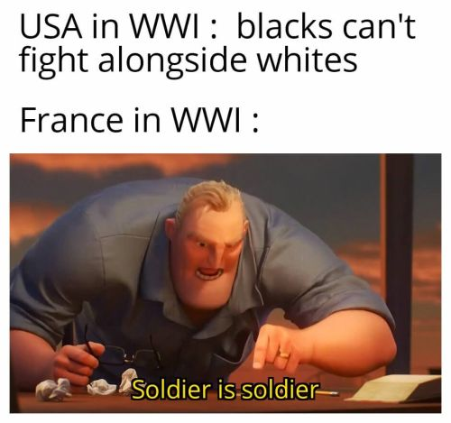 WWI memes, France soldiers