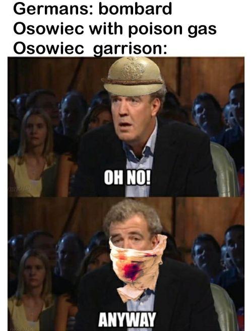 WWI memes germans vs russians