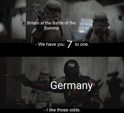 WWI memes somme battle