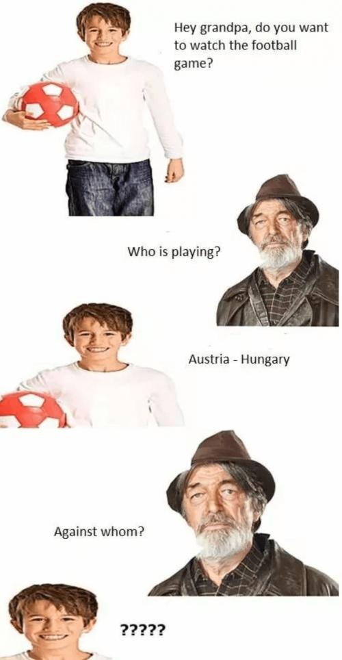 WWI memes
