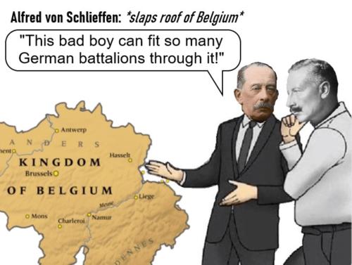 WWI memes Germany
