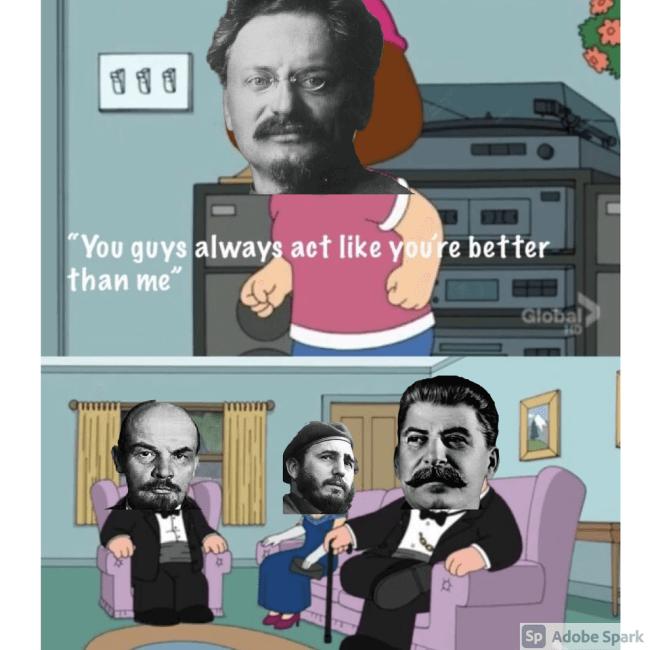 Trotsky memes