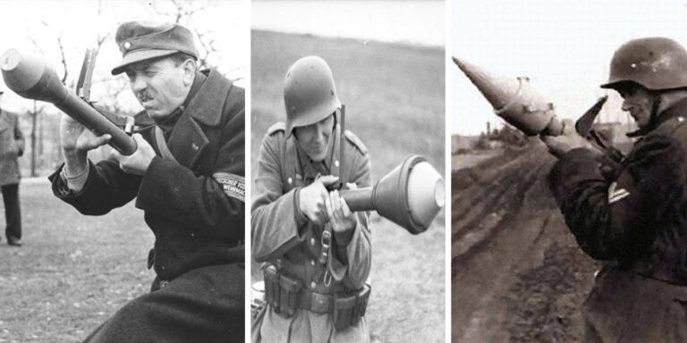 The Panzerfaust, Hitler's Tank Fist: Wunderwaffe or not?