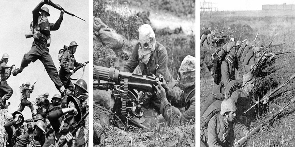 Hard WWI Quiz - Can you get the perfect score?