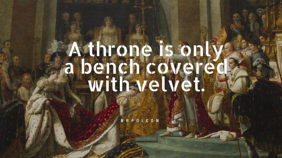napoleon bonaparte famous quotes