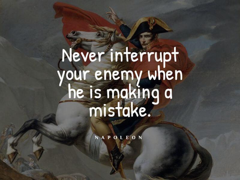 100 best Napoleon Bonaparte quotes you need to know