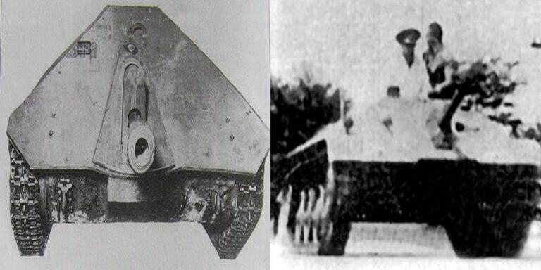 Maresal Tank Destroyer – the project that could've changed the course of WWII, Infographic