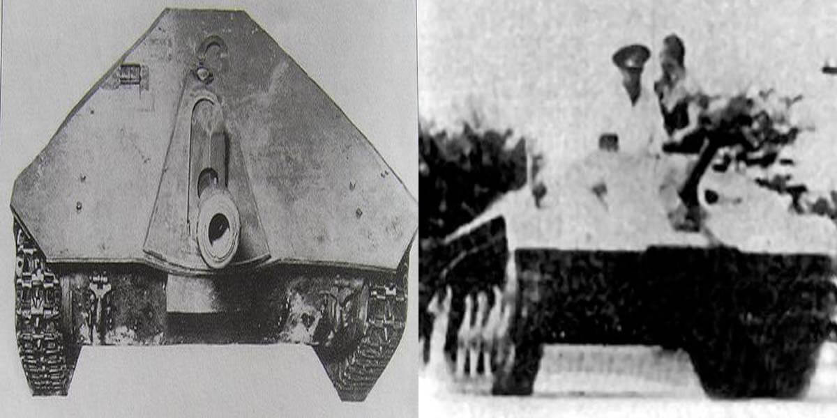 Maresal Tank Destroyer - the project that could've changed the course of WWII, Infographic