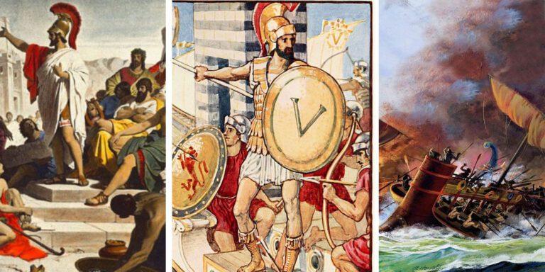 Peloponnesian War Quiz – Think you can pass?