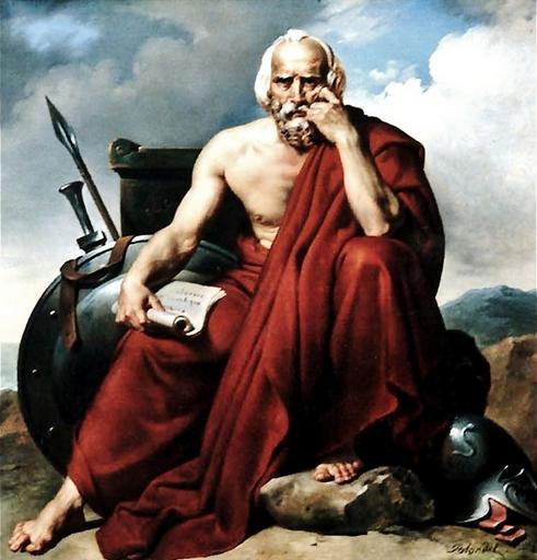 Spartan Leader Lycurgus