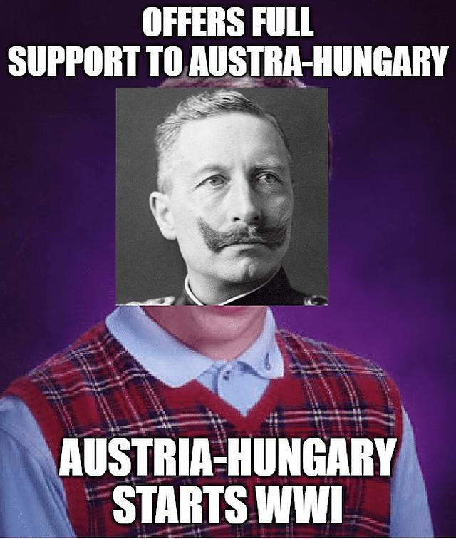 Kaizer Wilhelm II memes
