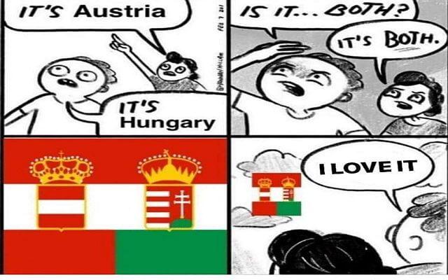 Austria Hungary meme