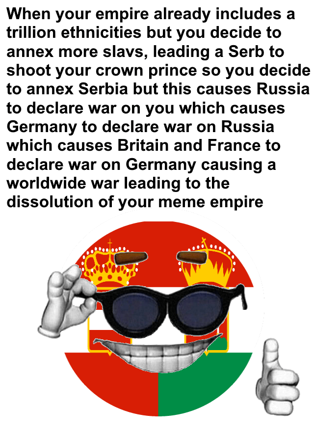When Austria-Hungary declares war