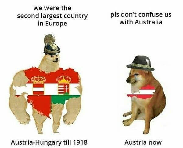 Austria Hungary memes compilation