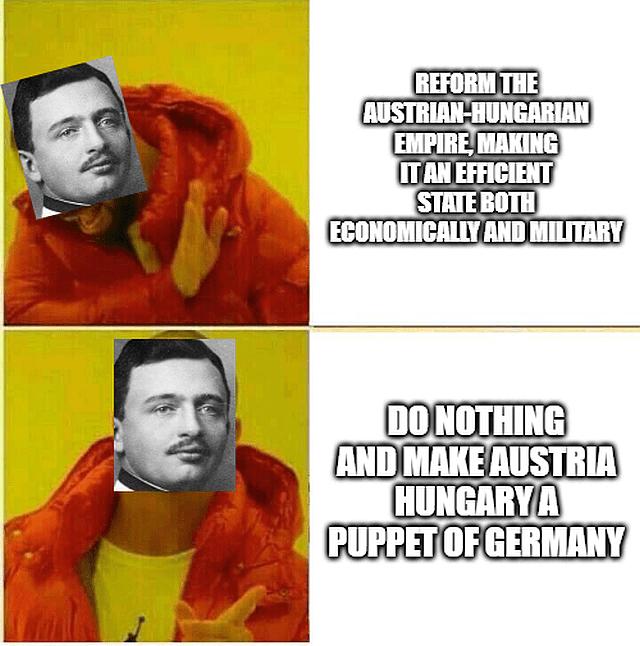Emperor Karl I memes