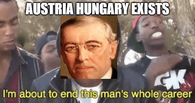 Woodrow Wilson meme