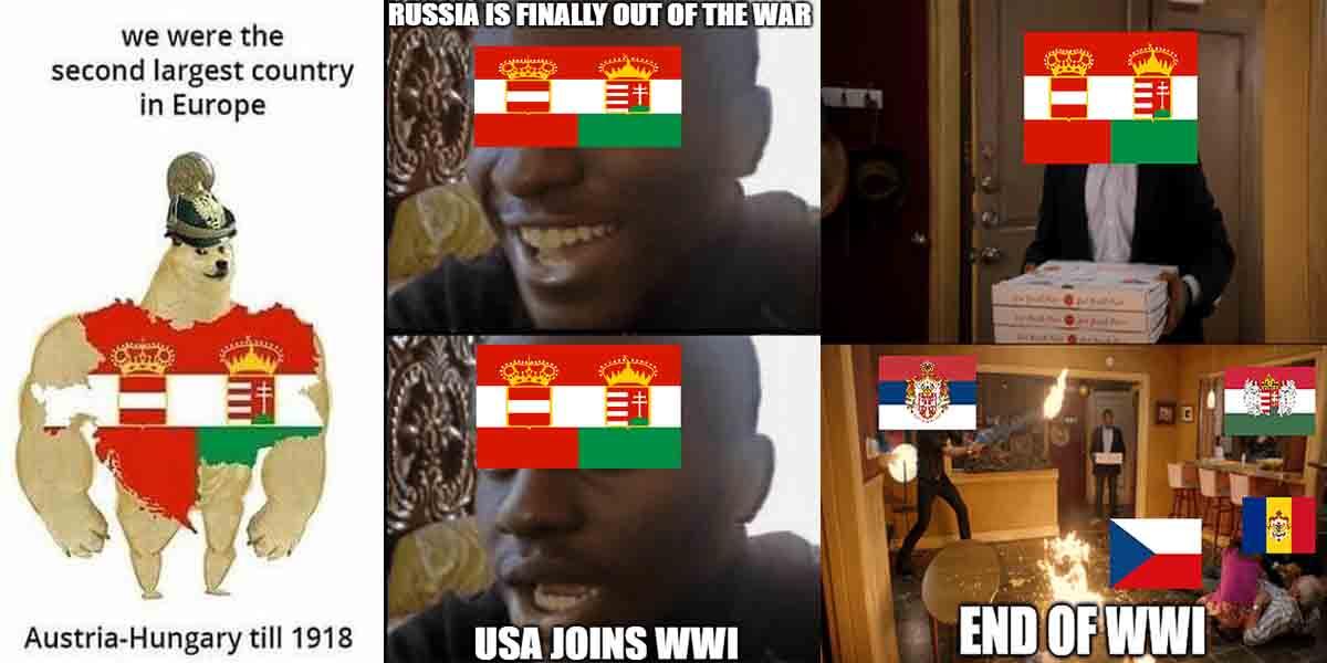 40 best Austria-Hungary memes