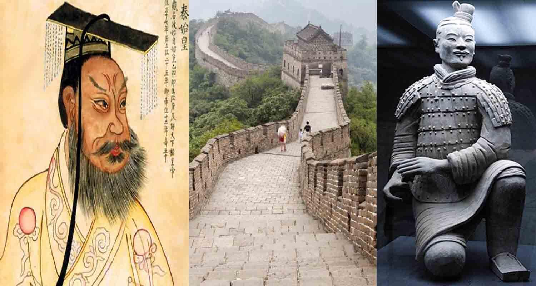 Hard Emperor Qin Shi Huangdi Quiz. Can you win