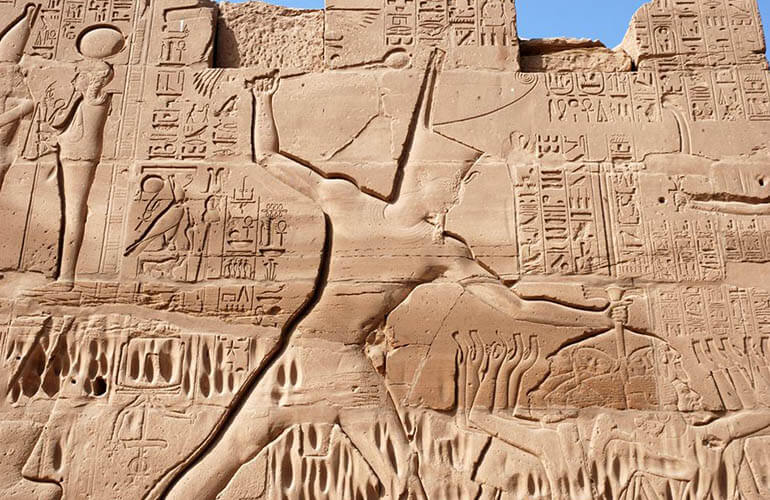 Thutmose-III-at-The-Battle-of-Megiddo