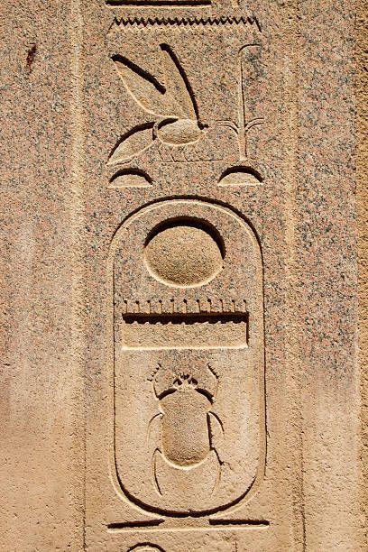 Thutmose III cartouche