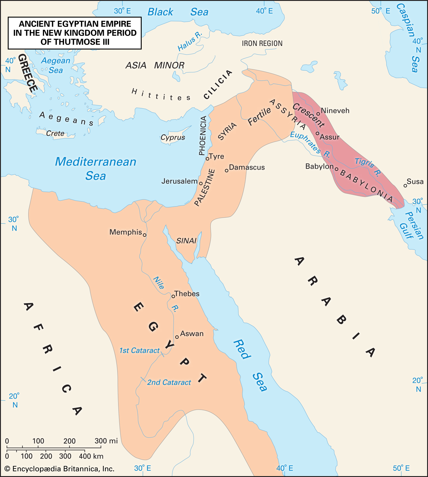 Egypt under Thutmose III