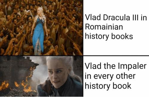 Vlad the Impaler memes collection