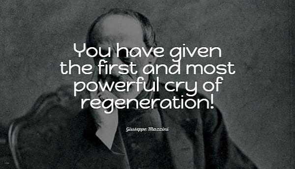 Giuseppe Mazzini quotes