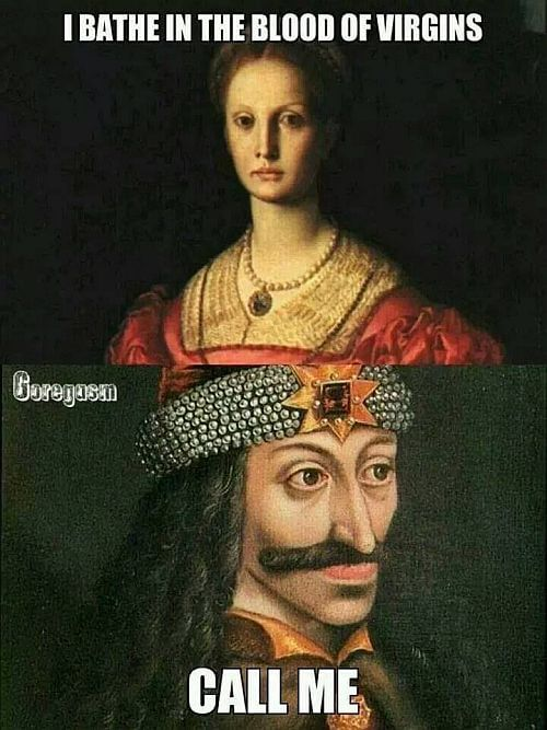 Vlad the Impaler and Elizabeth Báthory