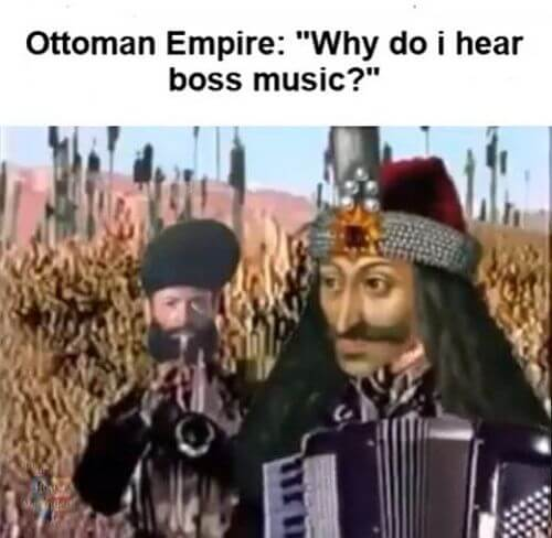 Mehmed II: The Conquest of Wallachia will be a piece of cake