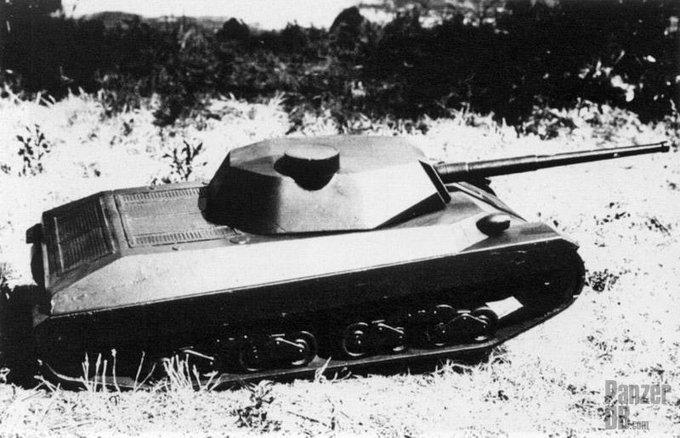 FIAT-Ansaldo Carro Armato P43 bis